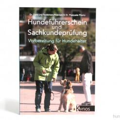Buch: Hundeführerschein und Sachkundeprüfung - Dorit Urt Feddersen-Petersen, Pasquale Piturru - Hundesport Nubi