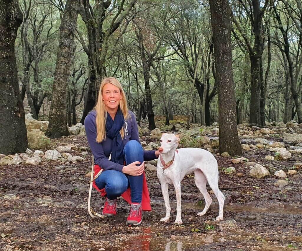 Fitnesstraining für Hunde, Physiotherapie mit Martina Flocken von Doggy Fitness - Hundesport Nubi Blog