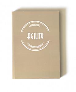 Agility (Agi) Trainingstagebuch, Planer - günstig online bestellen - Hundesport Nubi