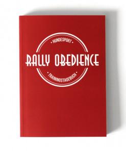 Rally Obedience RO Hundesporttrainingstagebuch Planer - günstig online bestellen - Hundesport Nubi