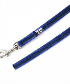 Gummierte Leine, 1 Meter, blau - Julius K9 - günstig online kaufen bei Hundesport Nubi