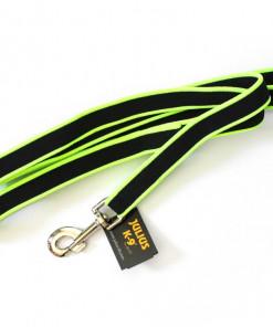 Joggingleine, dehnbar, neon, 1,3m - 2m - Julius K9 - günstig online kaufen bei Hundesport Nubi