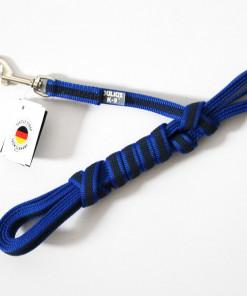 Leine blau, 3 Meter, gummiert - Julius K9 - günstig online kaufen bei Hundesport Nubi
