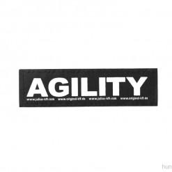 Agility Sticker mit Klettverschluss für Halsband, Geschirr, Julius K9 - online kaufen bei Hundesport Nubi
