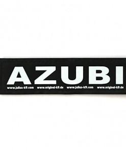 Azubi Sticker, Klettsticker für Halsband, Geschirr, Julius K9 - online kaufen bei Hundesport Nubi