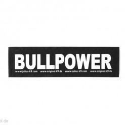 Bullpower Sticker mit Klettverschluss für Halsband, Geschirr, Julius K9 - online kaufen bei Hundesport Nubi (1)