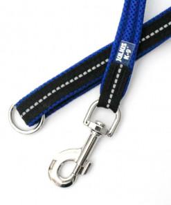 Leichte Leine POWAIR 1,2m, blau - Julius K9 - günstig online kaufen bei Hundesport Nubi