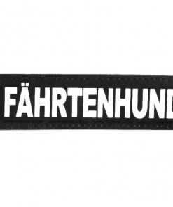 Fährtenhund, Fährte Sticker mit Klettverschluss für Halsband, Geschirr, Julius K9 - online kaufen bei Hundesport Nubi