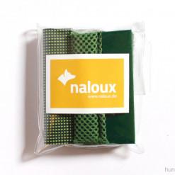 Naloux Gegenstände Fährte, grün - Set 8 Stück - kaufen bei Hundesport Nubi