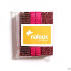 Naloux Gegenstände Fährte, pink - Set 8 Stück - kaufen bei Hundesport Nubi